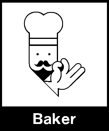 baker symbol