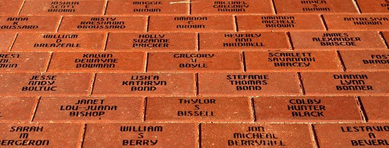Laser Bricks