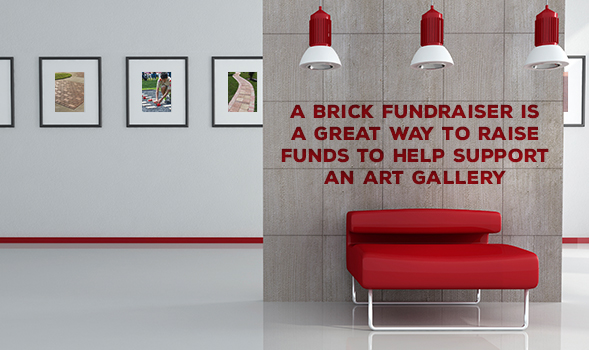 art gallery fundraising