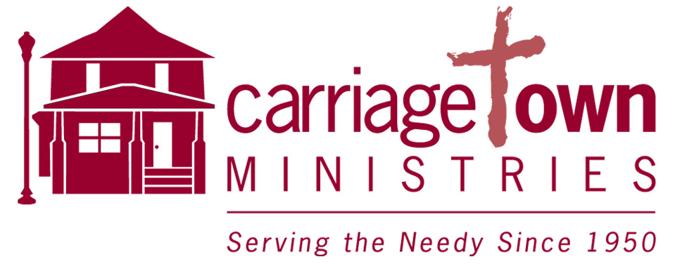 Carriage Town Ministries' Memorial Garden Pathway