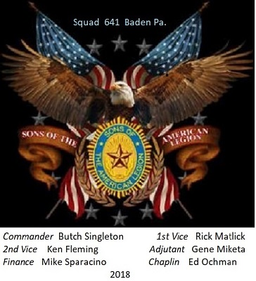 Sons of American Legion Squad #641