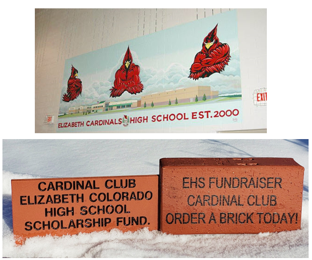 Elizabeth High School Cardinal Club Elizabeth High School Brickyard
