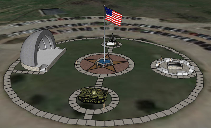 Carrollton Veterans Memorial