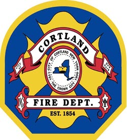 Cortland Police & Fire Departments Cortland 9/11