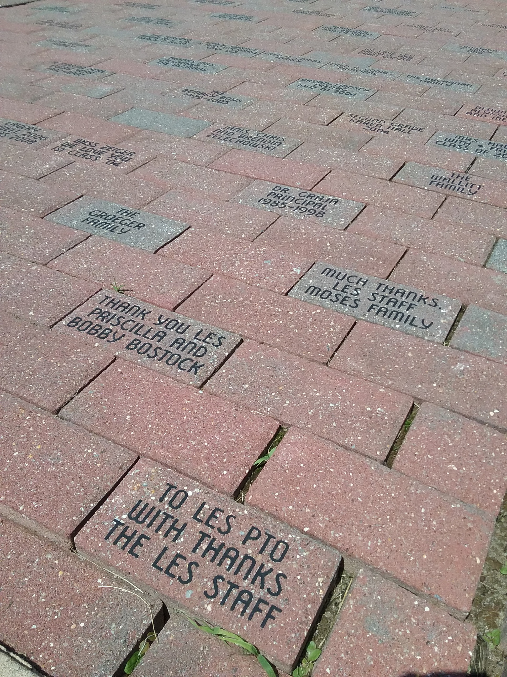 Lawrenceville Elementary School PTO Bricks R Us Campaign