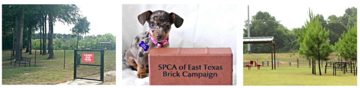 SPCA of East Texas Bossart Bark Park