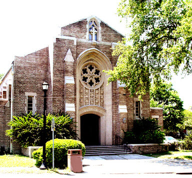 First UU Church of New Orleans
