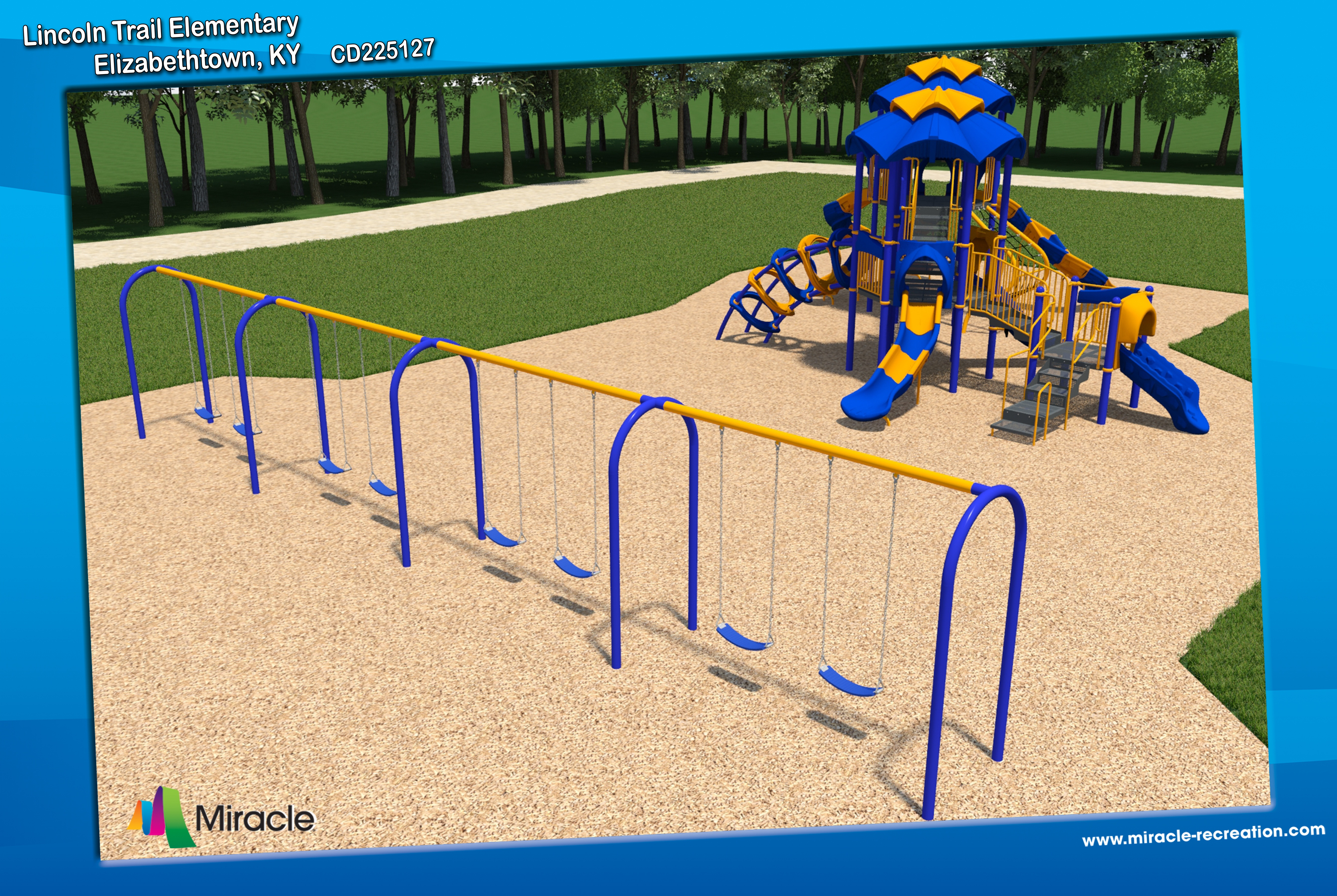 Lincoln Trail Elementary PTA LTES PTA Project Playground
