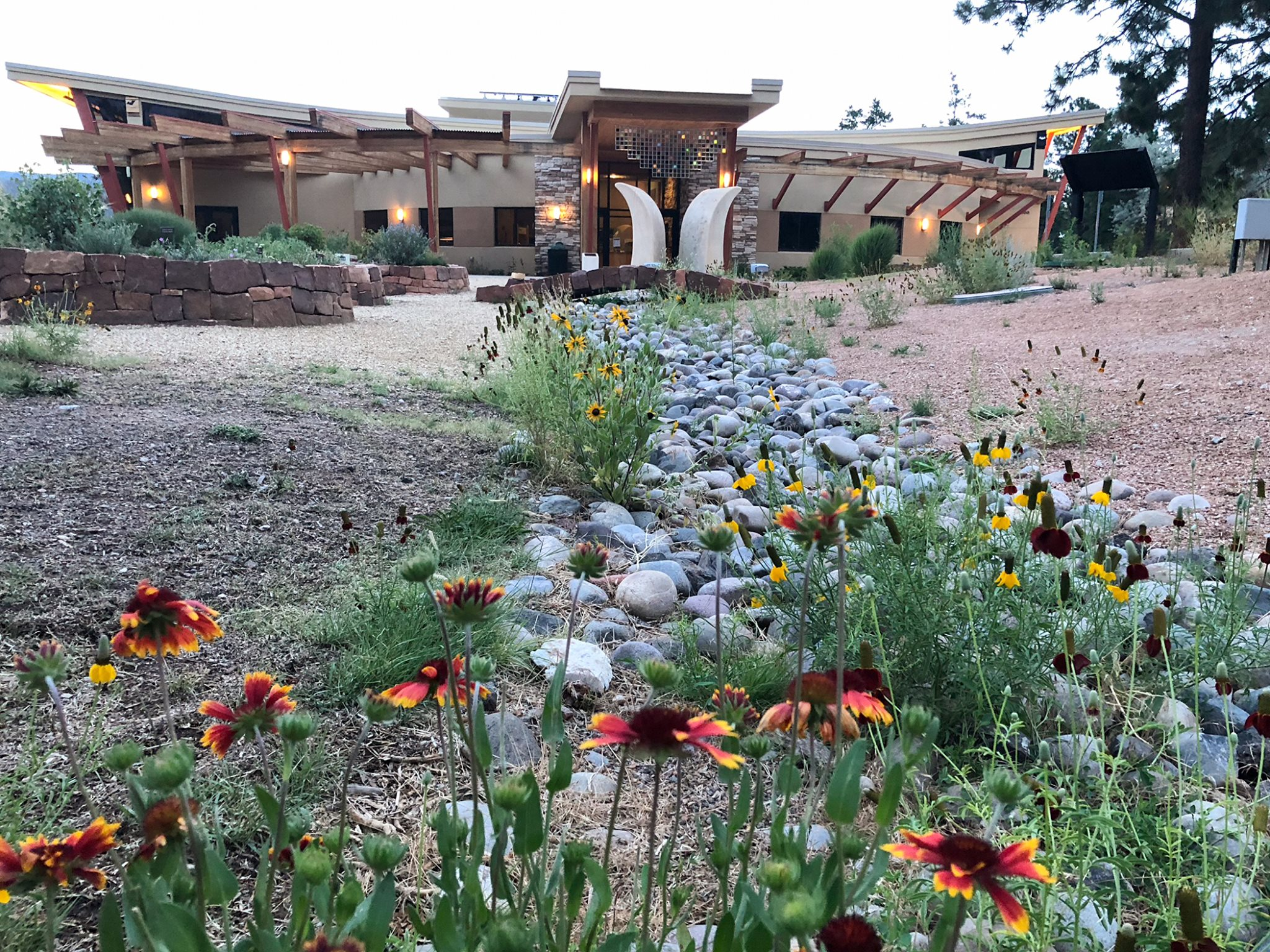 Pajarito Environmental Education Center