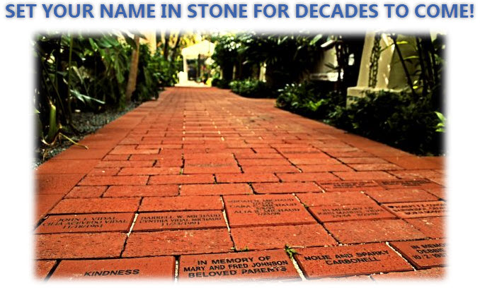 CELEBRATING THE PAST, PRESENT & FUTURE Leave Your Legacy at Bellingham Memorial School By Purchasing A Commemorative Brick