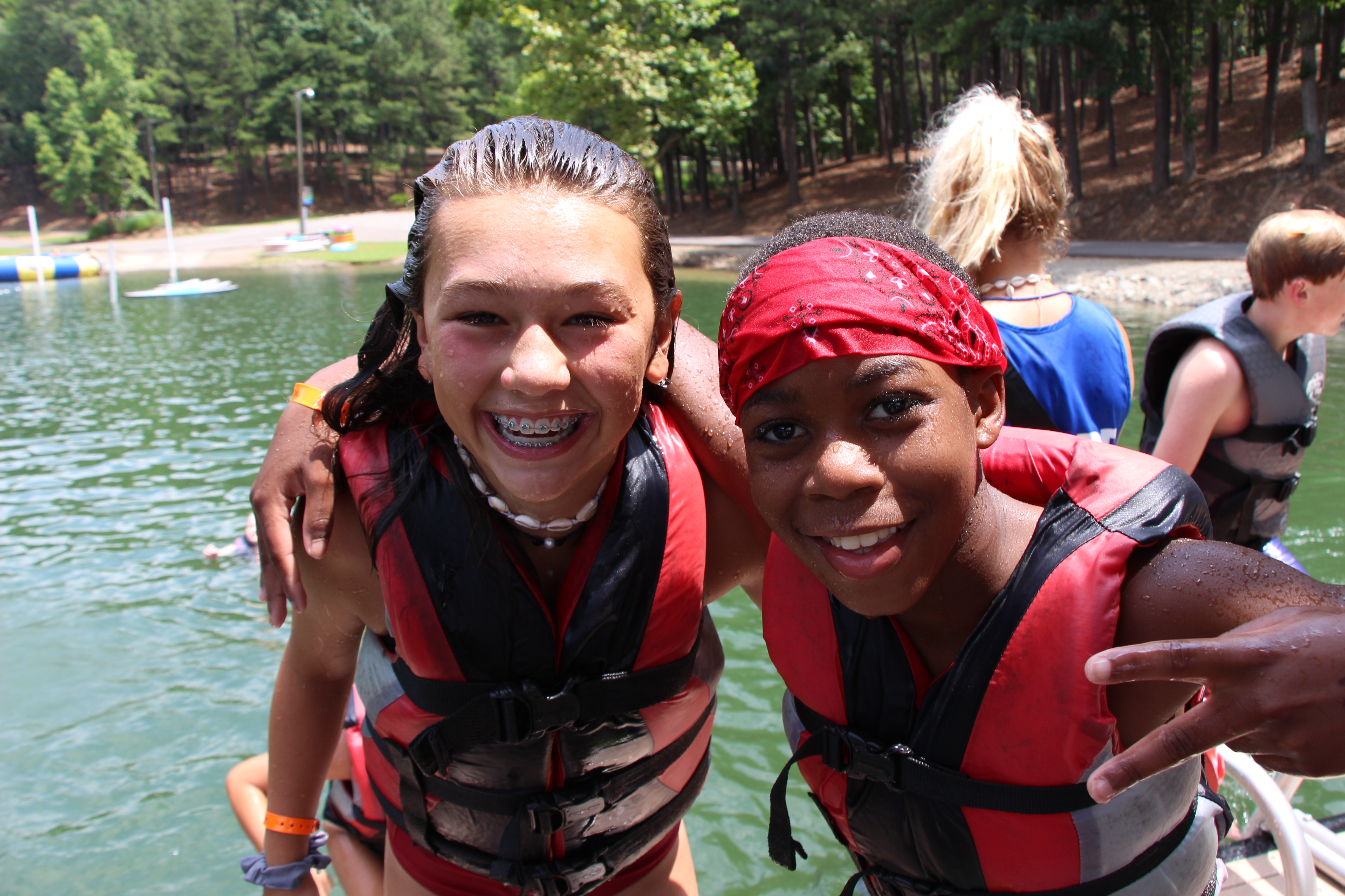 YMCA Camp High Harbour At Lake Allatoona