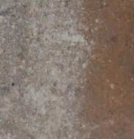 Icons engraved white tan charcoal brick