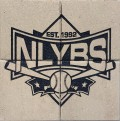 Engraved nlybs logo brick