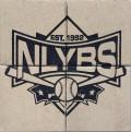 Engraved nlybs logo brick