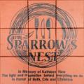 Engraved kathleen haw logo brick