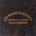 Engraved jackson federal logo brick