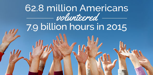 Volunteers Are Vital To Your Organization