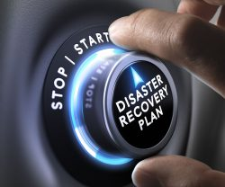 plan for disaster recovery